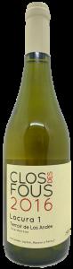 Wein aus Chile Clos des Fous Locura 1 online bestellen