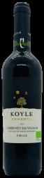 Koyle Single Vineyard Cabernet Sauvignon 2017 - Organic/ Demeter