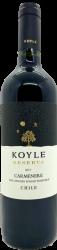 Koyle Single Vineyard Carménère 2017