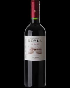 Koyle Royale Carmenere 2012