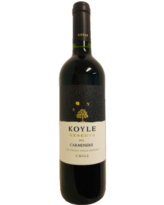 Koyle Single Vineyard Carménère 2016