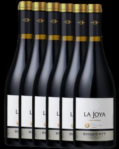 6 Flaschen La Joya Gran Reserva Syrah 2017