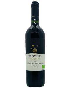 Koyle Single Vineyard Cabernet Sauvignon 2017 - Organic