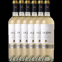 Angebot 6 x Flaschen La Joya GR - Sauvignon Blanc 2018