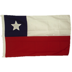 Chilenische Fahne -  90x135cm