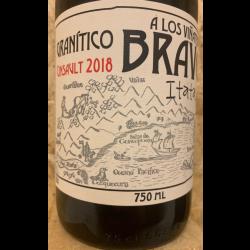 Viñateros Bravos Cinsault Granitico 2018