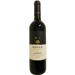 Koyle Single Vineyard Carménère 2016