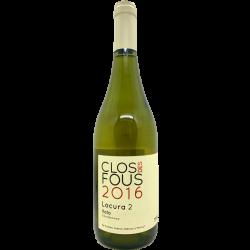 Chilenischer Chardonnay Wein Clos des Fous Locura 2 online kaufen