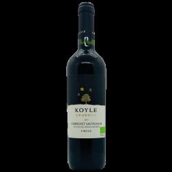 Koyle Single Vineyard Cabernet Sauvignon 2017 - Organic