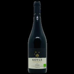 Koyle Single Vineyard Syrah 2017 - Organic/ Demeter