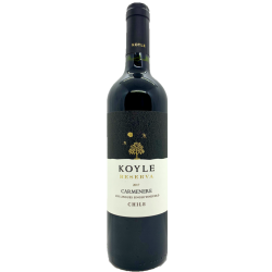 Koyle Single Vineyard Carménère 2017